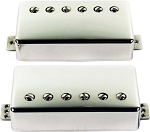Seymour Duncan Distortion Mayhem Set: TB-6b Bridge + SH-6n Neck, F-Spaced, Nickel