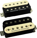 Seymour Duncan Distortion Mayhem Set: TB-6b Bridge + SH-6n Neck, F-Spaced, Zebra