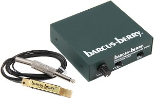 Barcus-Berry 4000 Planar Wave Pickup System for Piano/Harp w/Preamp