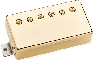 Benedetto A-6 Alnico 5 Signature Archtop/Jazz Humbucker, Gold Cover