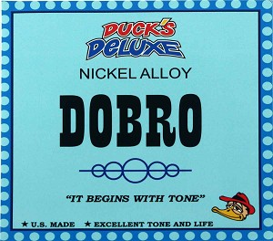 Dr. Duck's Dobro / Resonator Strings, Nickel Alloy, Made in USA