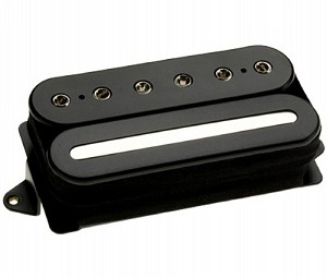DiMarzio DP228 Crunch Lab John Petrucci F-Spaced Humbucker Bridge Pickup, Black