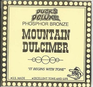 Dr. Duck's Mountain Dulcimer Strings