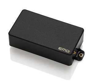 EMG 85 Active Humbucker Pickup w/Preamp, Black