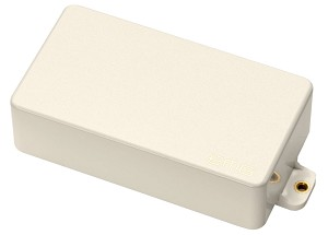 EMG 85 Active Humbucker Pickup w/Preamp, Ivory Cover