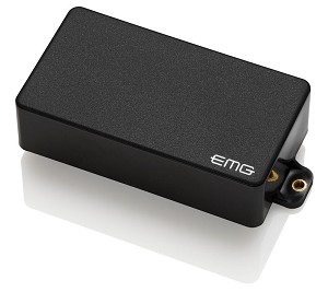 EMG H Humbucker-sized Active Ceramic Single Coil Pickup, Black