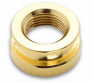 Gold Endpin Strap Button for Fishman Pickups