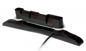 Fishman M-300 Nashville Mandolin Bridge Pickup w/Jack