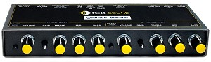 K&K Sound Quantum Blender Dual Channel Guitar Preamp/EQ with 220V Power Supply