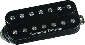 Seymour Duncan SH-2n Jazz Model Neck Pickup, 7-String, Black