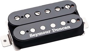 Seymour Duncan AHB-10n Blackout Coil Pack Humbucker Neck Pickup, Black