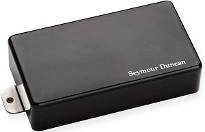 Seymour Duncan AHB-1b Blackouts Active Humbucker Bridge, Black Chrome