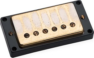 Seymour Duncan Antiquity PAF Humbucker Bridge Pickup, Aged Gold Cover
