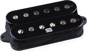 Seymour Duncan Duality Active/Passive Dual Mode Humbucker Bridge Pickup, Black