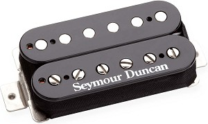 Seymour Duncan SH-2b Jazz Model Alnico 5 Bridge Pickup, 4 Cond, Black