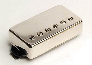 Seymour Duncan SH-12 Screamin' Demon Humbucker Pickup, Nickel