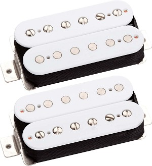 Seymour Duncan Vintage Blues '59 Humbucker Set of SH-1 Neck and Bridge, White