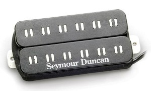 Seymour Duncan PATB-1b Parallel Axis Trembucker Alnico 5 Bridge Pickup, Black