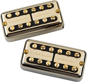 Seymour Duncan Psyclone Vintage Filter'Tron Alnico 5 Bridge/Neck Pickup Set, Gold