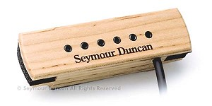 Seymour Duncan SA-3XL Woody Humbucker Pickup Adjustable