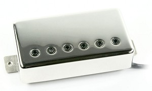 Seymour Duncan SH-10b Full Shred Bridge Pickup, Nickel