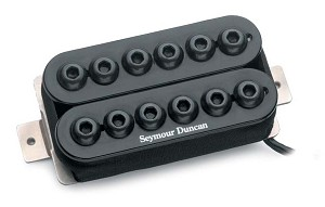 Seymour Duncan SH-8n Invader Humbucker Neck Pickup, Black