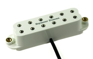 Seymour Duncan SJBJ-1n JB Jr. Humbucker Neck/Middle Pickup, Parchment
