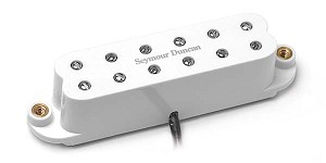 Seymour Duncan SJBJ-1b JB Jr. Humb Bridge Pickup, White