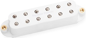 Seymour Duncan SL59-1b Little '59 Strat Bridge Pickup, White