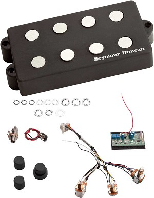Seymour Duncan SMB-4DS MusicMan 4-String Bass Pickup with ST3-3M3 Tone Circuit
