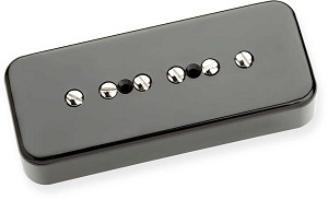 Seymour Duncan SP90-1b Vintage P-90 Soapbar Bridge Pickup, Black