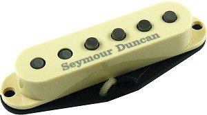 Seymour Duncan SSL-1L Vintage Left-Hand Staggered Single Coil Strat Pickup, Cream