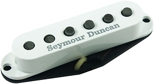 Seymour Duncan SSL-1L Vintage Left-Hand Staggered Single Coil Strat Pickup, White