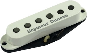 Seymour Duncan APS-1 Alnico 2 Pro Vintage Staggered Strat Pickup, Parchment