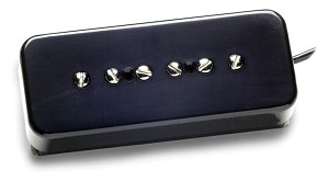 Seymour Duncan STK-P1n Traditional P-90 Neck Pickup, Black