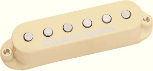 Seymour Duncan STK-S4b Classic Stack Plus Strat Bridge Pickup, Cream