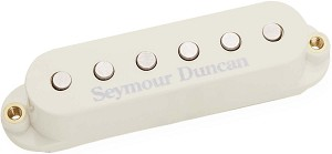 Seymour Duncan STK-S7 Vintage Hot Stack Plus for Strat, Parchment
