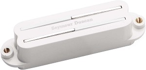 Seymour Duncan SVR-1b Vintage Rails Strat Bridge Pickup, White