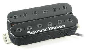 Seymour Duncan TB-10 Full Shred Trembucker Bridge Pickup, Black