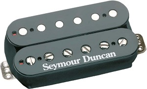 Seymour Duncan TB-5 Duncan Custom Trembucker Bridge Pickup, Black