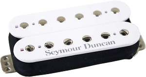 Seymour Duncan TB-59 '59 Model Trembucker Bridge Pickup, 4 Conductor, White
